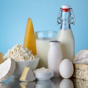 Молочные белки и смеси
